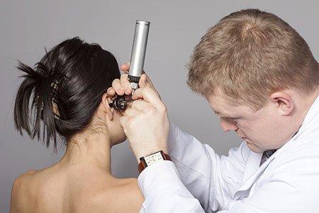 Badanie ucha