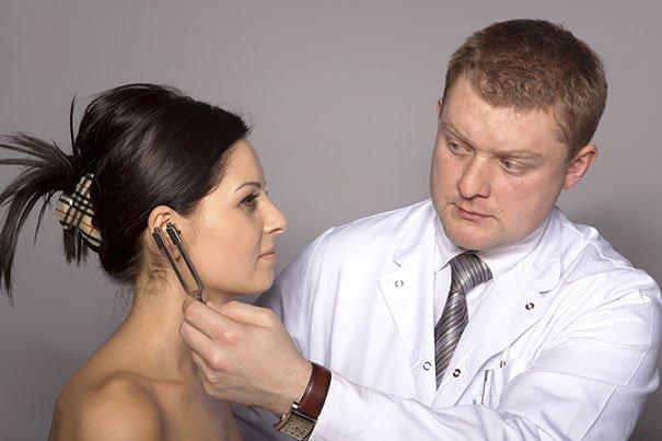 Badanie orientacyjne słuchu